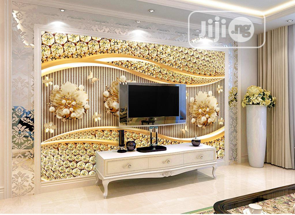 Buy 3D / 5D / 8D Photomural AKA Custom Wall Mural / Wallpaper