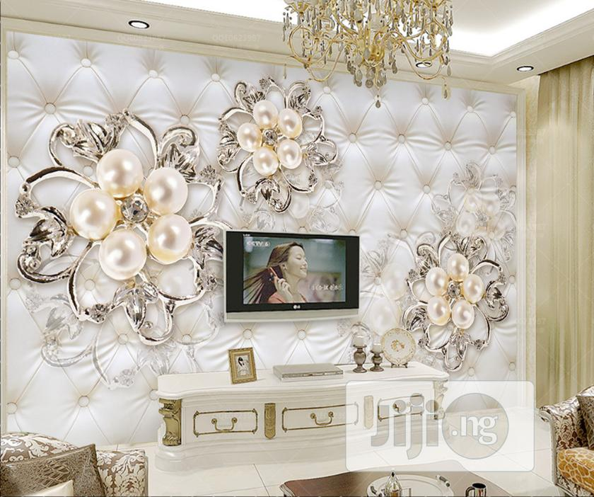 Buy 3D / 5D / 8D Photomural AKA Custom Wall Mural / Wallpaper | Home Accessories for sale in Yaba, Lagos State, Nigeria