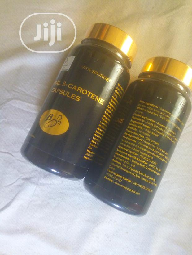 NATURAL B-CAROTEN(Fertility Booster and Anti-Aging