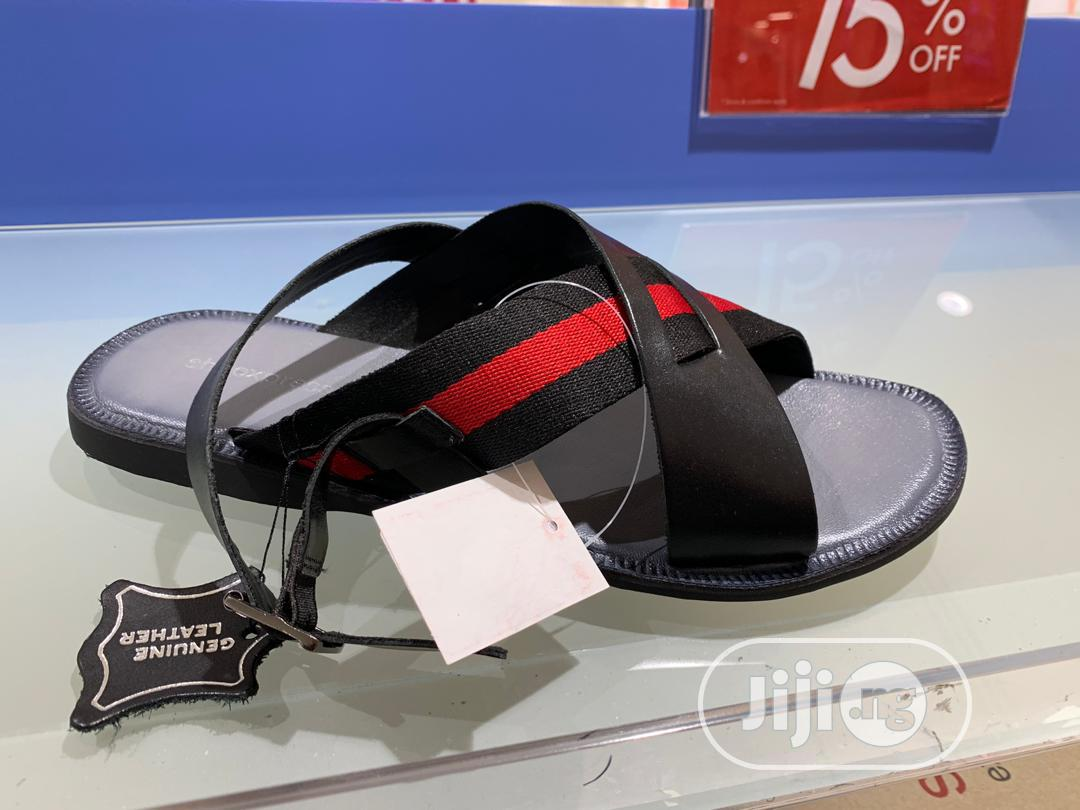 Men's Quality Leather Sandals Available