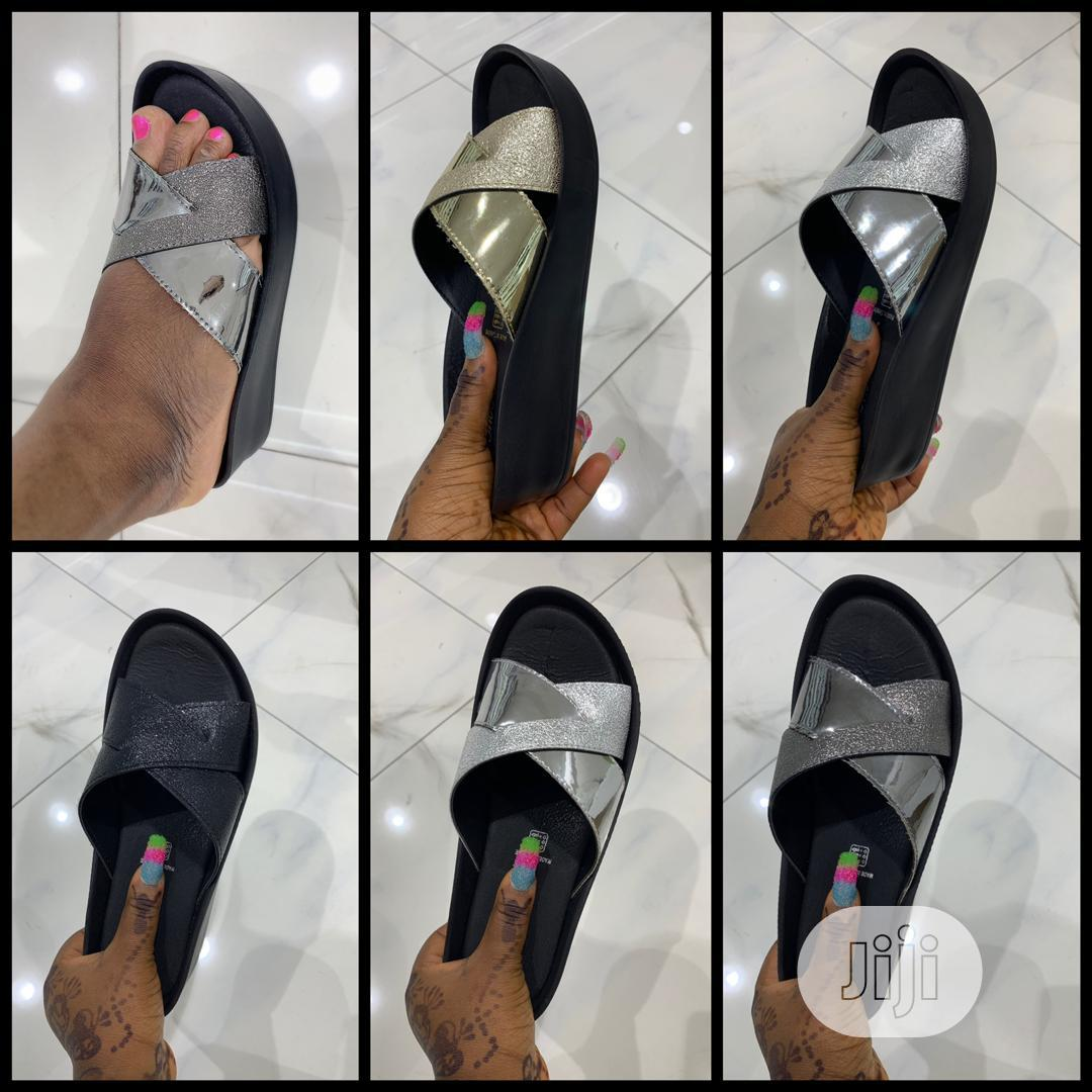 Your Fashionable Half Shoe and Wedge Slippers | Shoes for sale in Ikoyi, Lagos State, Nigeria
