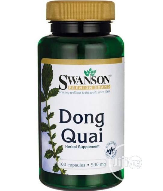Archive: Dong Quai ( Females Homonal Balancing)