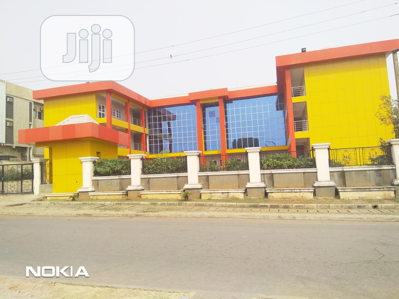 New Plaza for Sale in Wuse Abuja