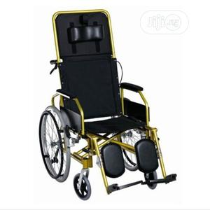 Collapsible Orthopedic Wheelchair   Medical Supplies & Equipment for sale in Lagos State, Ajah