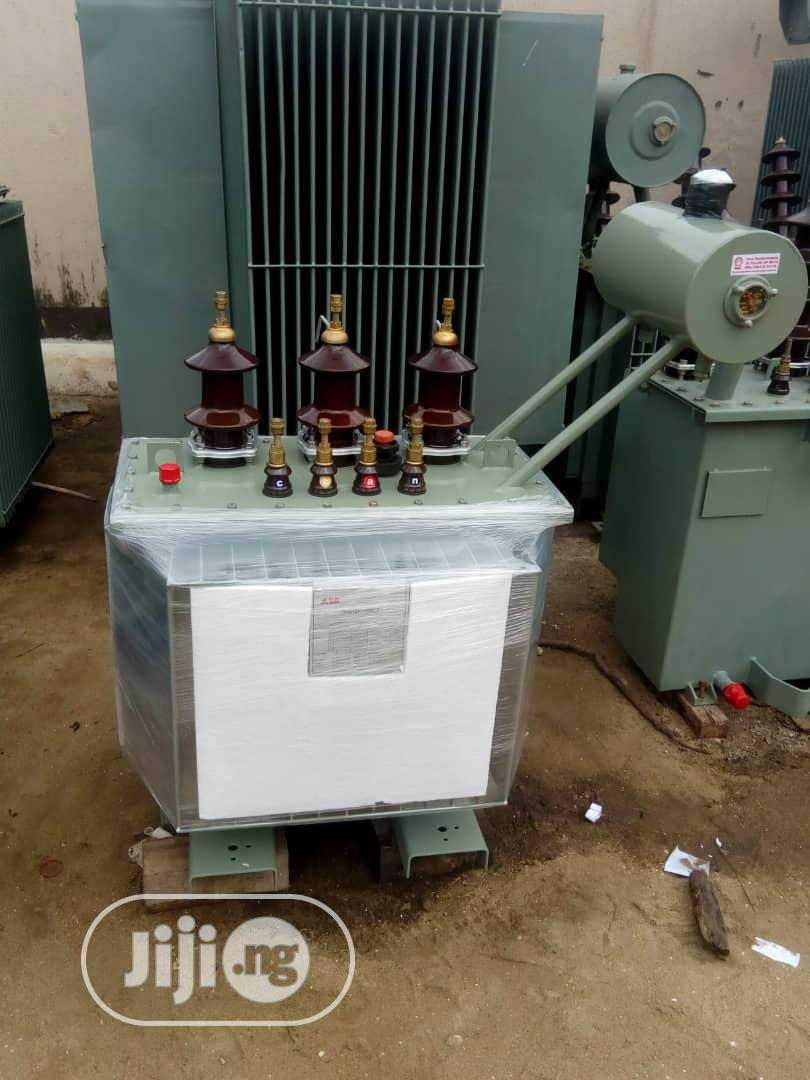 50kva 33/11 Transformer Abb | Electrical Equipment for sale in Ojo, Lagos State, Nigeria