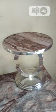 Quality Marble Side Stools | Furniture for sale in Lagos State, Ojo