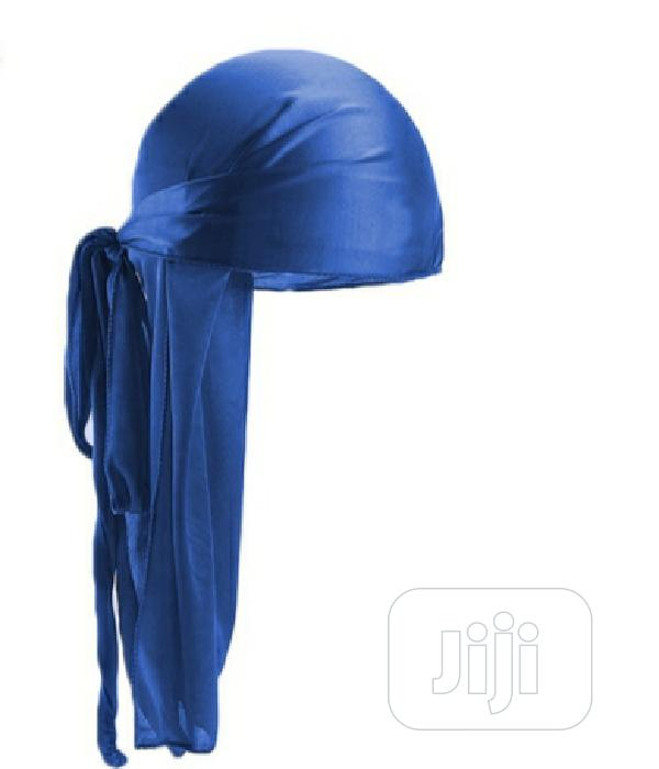 Silky Blue Durag