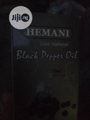 Black Pepper Oil   Feeds, Supplements & Seeds for sale in Rivers State, Port-Harcourt