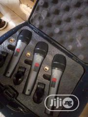 Oringal Wharfedale Wire Microphone 3 In 1 | Audio & Music Equipment for sale in Imo State, Orsu