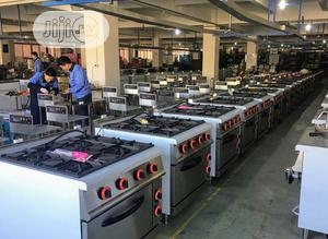 Industrial 6 Burner Gas Cooker   Restaurant & Catering Equipment for sale in Lagos State, Ojo