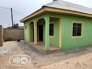Newly Built Mini Flat All Tiles Floor Fenced Gate Water At Itele | Houses & Apartments For Rent for sale in Lagos State, Ipaja