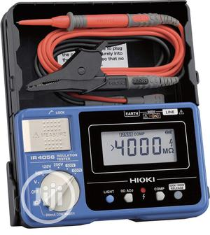 Hioki IR4056-20 Multimeter Insulation Electrical Tester - AC/DC   Measuring & Layout Tools for sale in Lagos State, Ojo