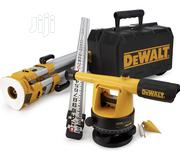 DEWALT DW090PK 20X Builder's Level Package With Tripod And Rod | Measuring & Layout Tools for sale in Lagos State, Ojo