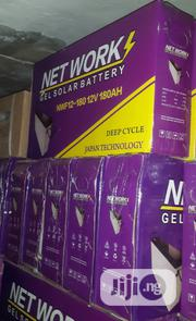 12vos 180hams Network Battery Is Now Available   Solar Energy for sale in Lagos State, Ojo