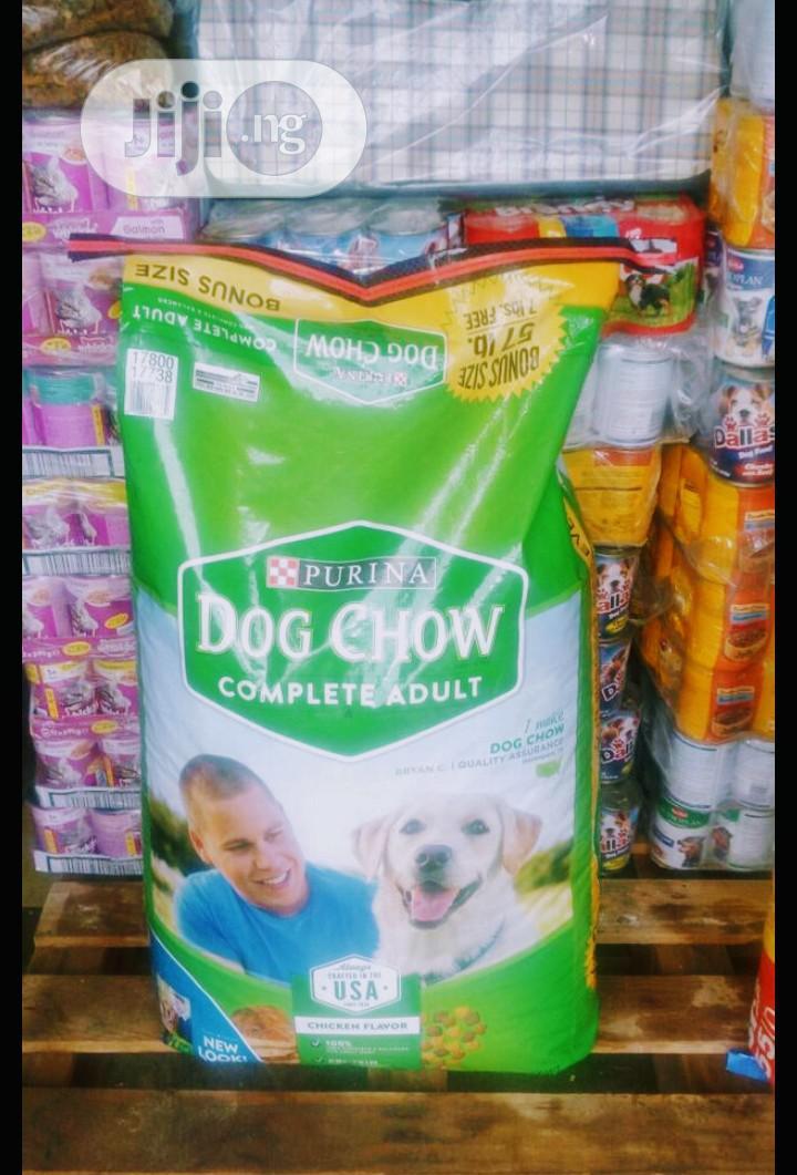 Dog Chow Dog Food Puppy Adult Dogs Cruchy Dry Food Top Quality