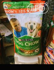 Dog Chow Dog Food Puppy Adult Dogs Cruchy Dry Food Top Quality   Pet's Accessories for sale in Lagos State