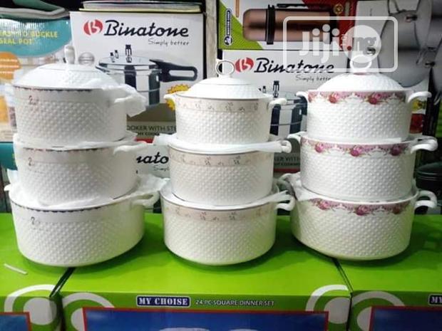 3 Set Of Ceramic Dish