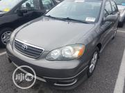 Toyota Corolla 2003 Gray   Cars for sale in Lagos State, Ojodu
