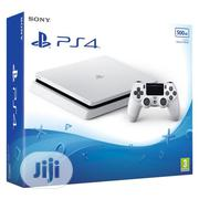 Brand New Ps4 Slim White Console | Video Game Consoles for sale in Lagos State, Ikeja
