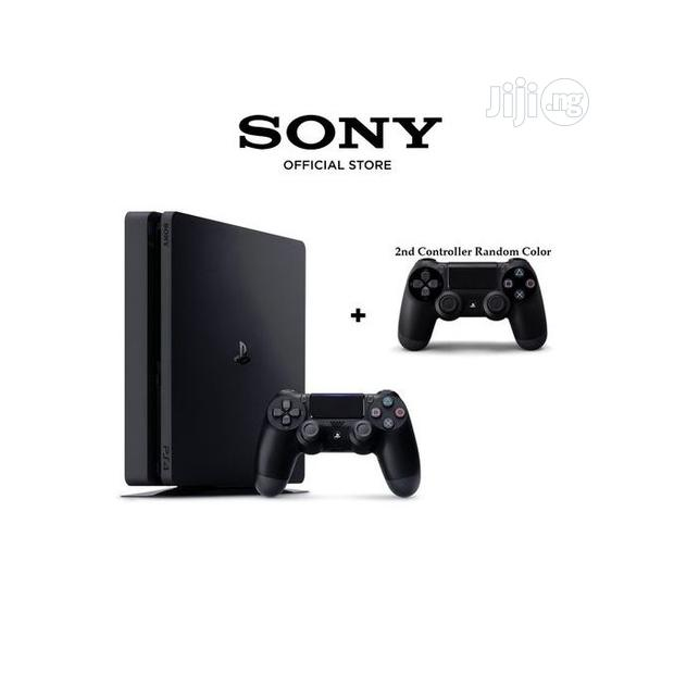 Brand New Ps4 With Extra Wireless Controllers