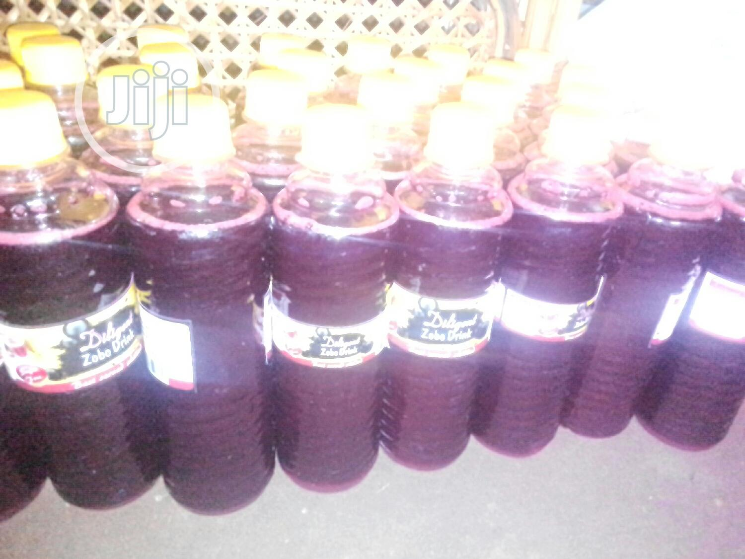 Zobo Drink With Natural Ingredients (We Deliver To All Location) | Meals & Drinks for sale in Yaba, Lagos State, Nigeria