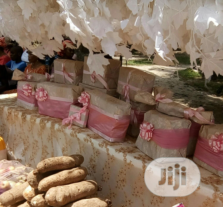Eru Iyawo Tastefully Packaged