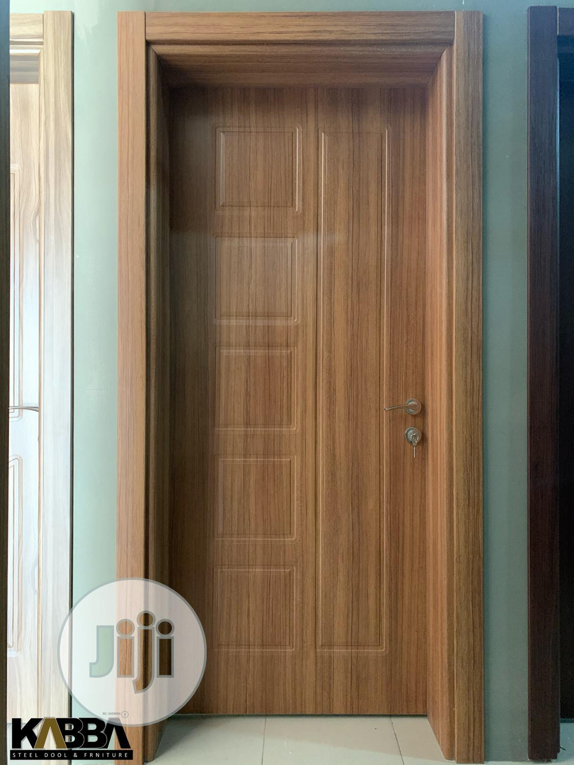 Turkish Interior Doors With Water Proof And Anti-insect | Doors for sale in Kubwa, Abuja (FCT) State, Nigeria
