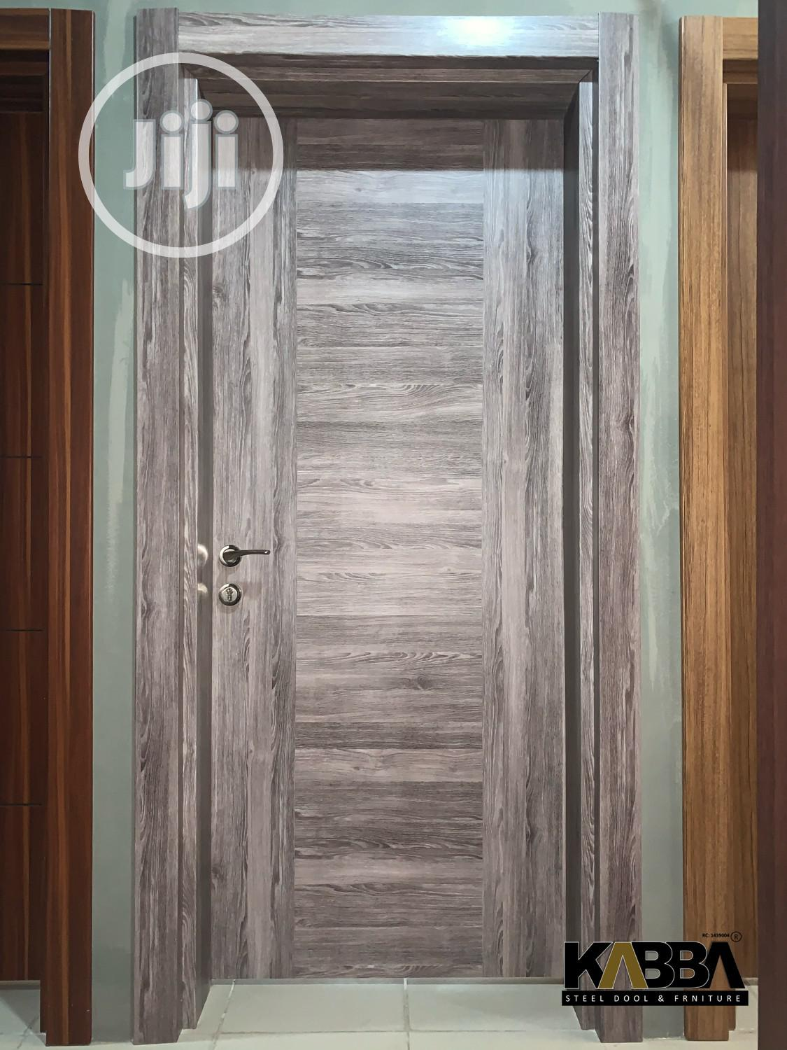 Turkish Interior Doors With Water Proof And Anti-insect
