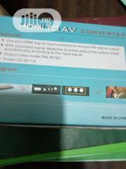 Hdmi To Av Converter Digital To Analog | TV & DVD Equipment for sale in Lagos State, Ikeja