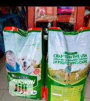 Dog Chow Dog Food Puppy Adult Dogs Cruchy Dry Food Top Quality   Pet's Accessories for sale in Lagos State, Ojodu
