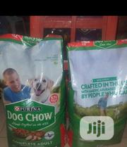 Dog Chow Dog Food Puppy Adult Dogs Cruchy Dry Food   Pet's Accessories for sale in Lagos State, Oshodi-Isolo