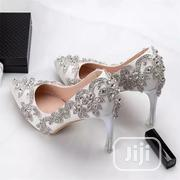 Women'S Plus Size Bridal Dinner Pump | Shoes for sale in Lagos State