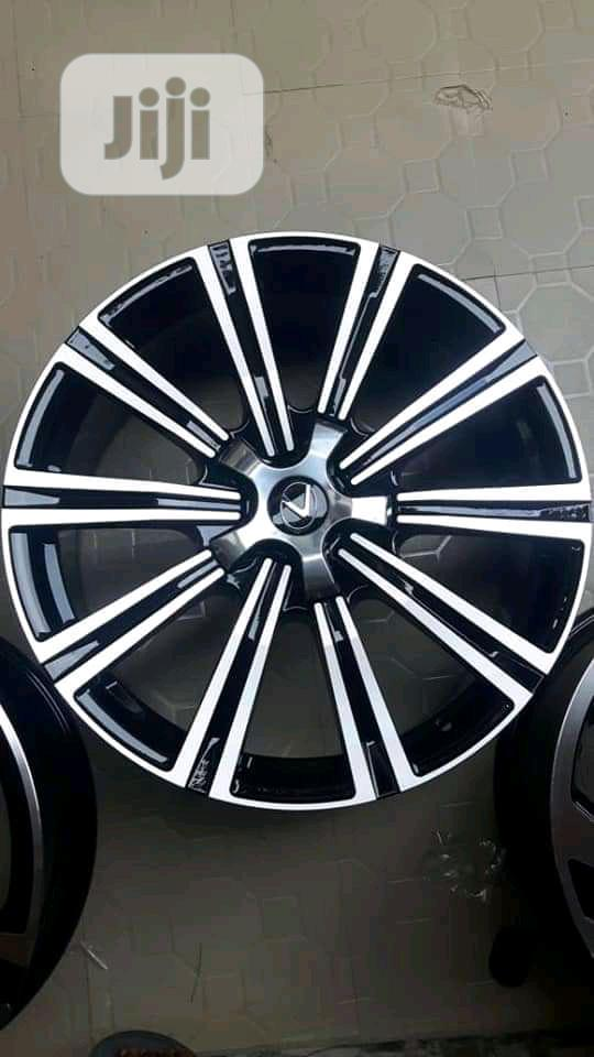 20inches Rim for Lexus Lx570.