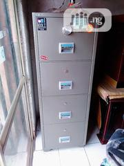 4 Drawer Fireproof Cabinet | Furniture for sale in Ogun State, Abeokuta North