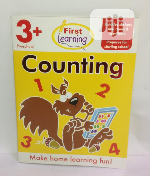 First Learning- Counting