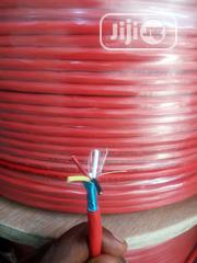 1mm 4core Fire Alarn Cable | Electrical Equipment for sale in Lagos State, Ojo