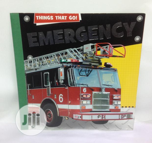 Things That Go! Emergency