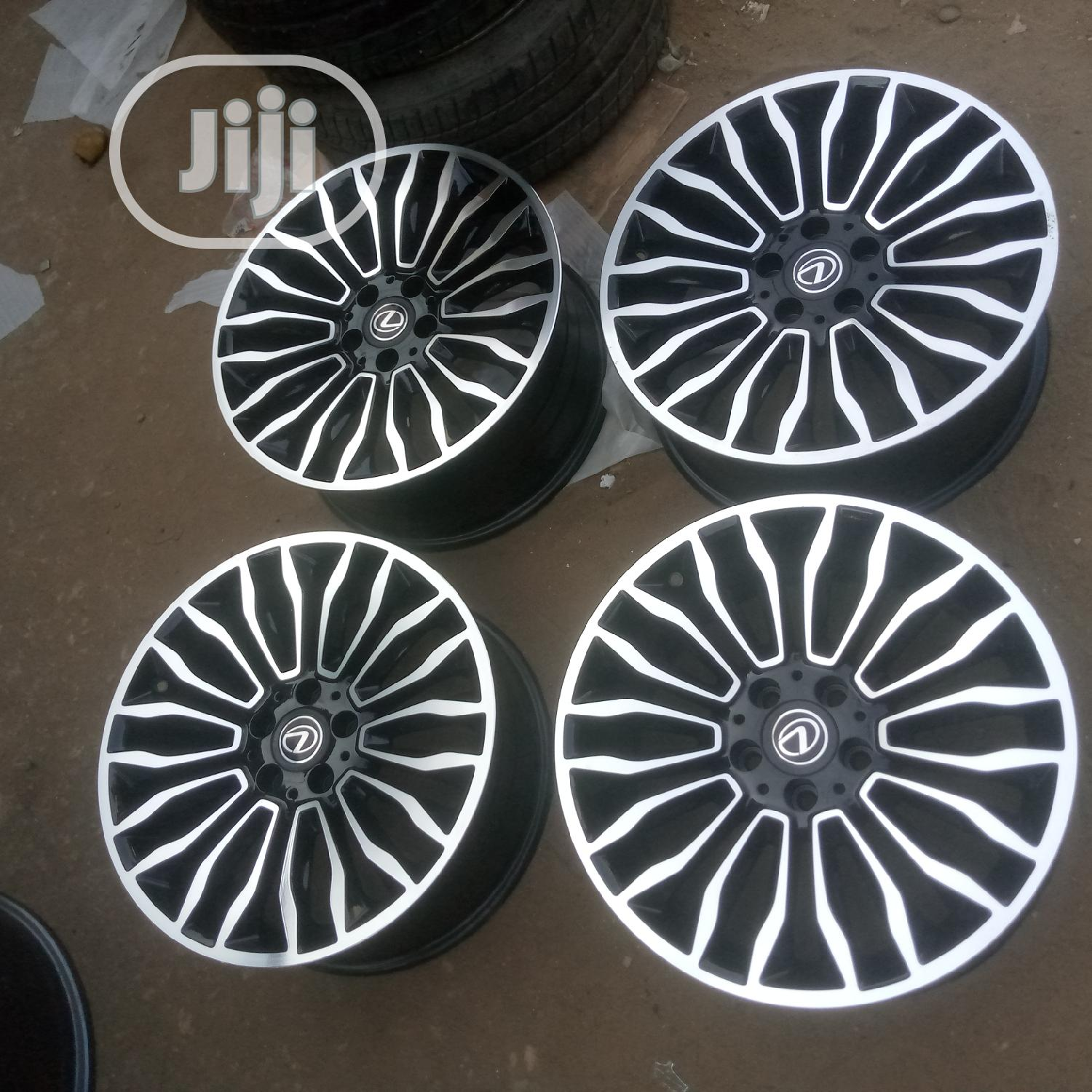 18rim for Lexus Cars/Jeep
