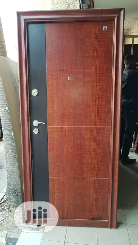 High Quality Security Door C20