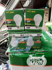 5W Vell Max LED Bulb   Home Accessories for sale in Lagos State, Ikeja