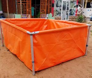 Rich Tarpaulin Collapsible Fish Pond. | Farm Machinery & Equipment for sale in Imo State, Owerri
