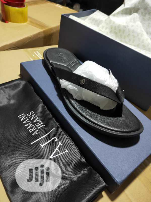 Armani Exchange Slipper For Men | Shoes for sale in Lagos State, Nigeria