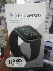 Versa 2 Fitibit Watch   Smart Watches & Trackers for sale in Lagos State, Ikeja