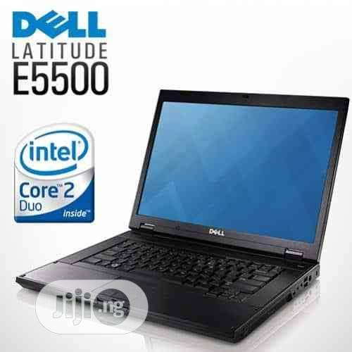 Laptop Dell Latitude E6500 2GB Intel Core 2 Duo HDD 160GB | Laptops & Computers for sale in Warri, Delta State, Nigeria