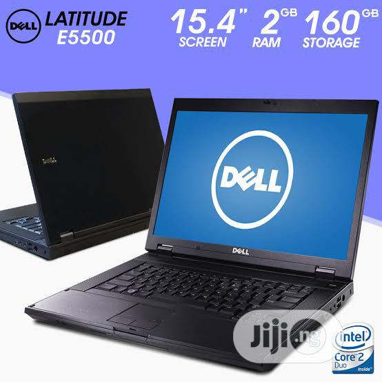Laptop Dell Latitude E6500 2GB Intel Core 2 Duo HDD 160GB