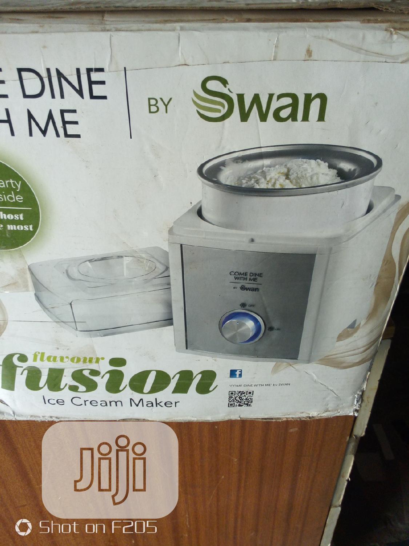 Archive: Swan Ice Cream Machines