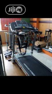 American Fitness 2.5hp Treadmill With Massager | Sports Equipment for sale in Lagos State, Maryland