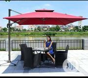 New & High Quality Outdoor Garden Umbrella Parasol.   Garden for sale in Lagos State, Lagos Island