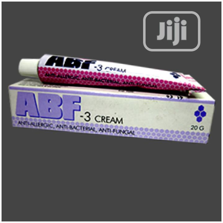 Archive: ABF_3 Cream