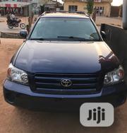 Toyota Highlander 2005 Limited V6 Blue | Cars for sale in Lagos State, Ikotun/Igando